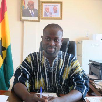 Hon. Alexander Gyan (DCE)