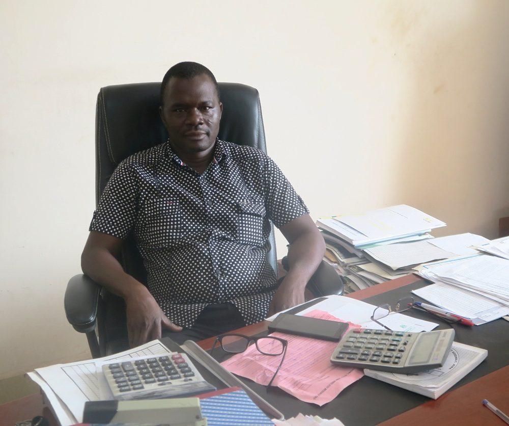 Mr. Michael Konlan (District Finance Officer)