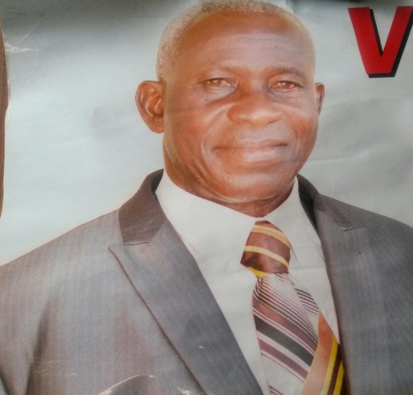 Hon. Charles Appiah (Presiding Member)